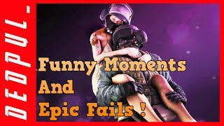 Funny Moments and Fails | Rainbow Six Siege Funtage | Weekly Special #6