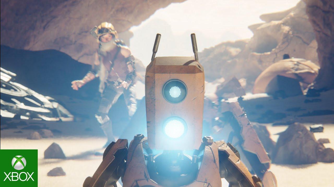 ReCore E3 Announcement Trailer YouTube