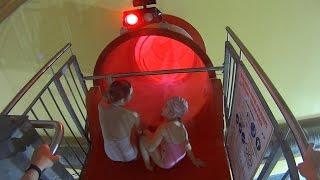 Tobogán Slide at Aquapark Olešná