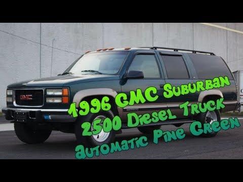 1996 chevy 2500 diesel 4x4