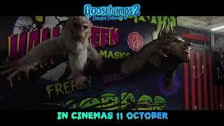 Download Video Goosebumps 2: Haunted Halloween - in cinemas 11 October MP3 3GP MP4