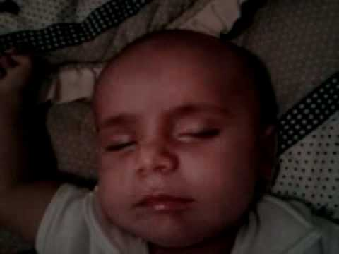 nicolas dormindo