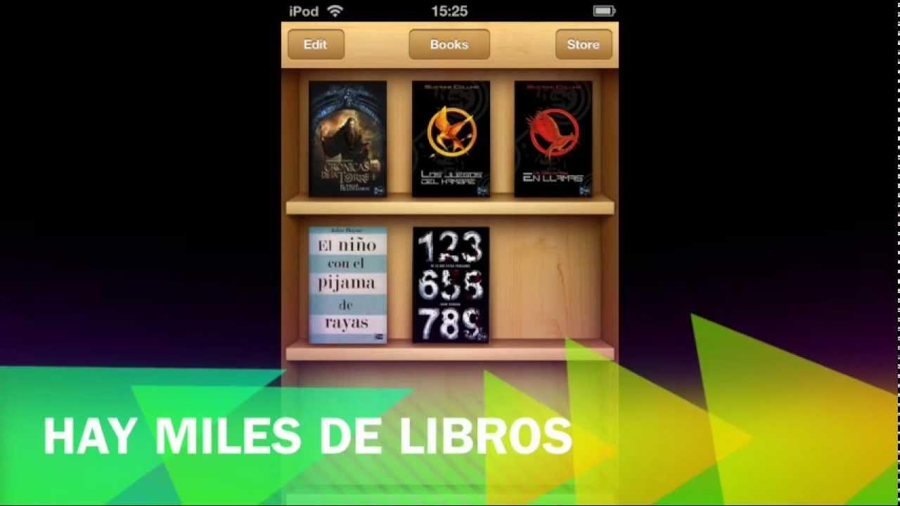 Ios 7 Iphone Wallpaper: Libros Gratis Iphone Ibooks