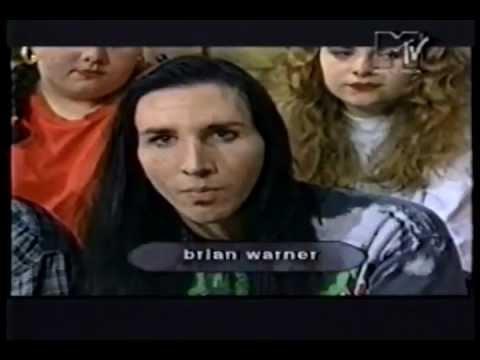 Cuando Marilyn Manson sólo era Brian Warner