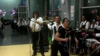 La Nueva Sonora con K- che de cd Juarez
