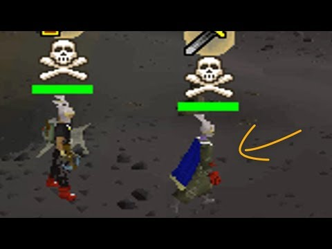 I think it was his first time Pking
