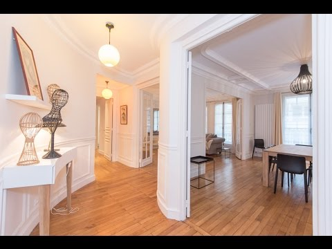 (Ref: 17047) 3 Bedroom furnished apartment on rue Descombes (Paris 17th)