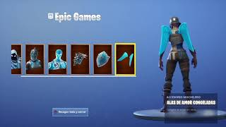 Acheter FORTNITE Frozen Legends Pack