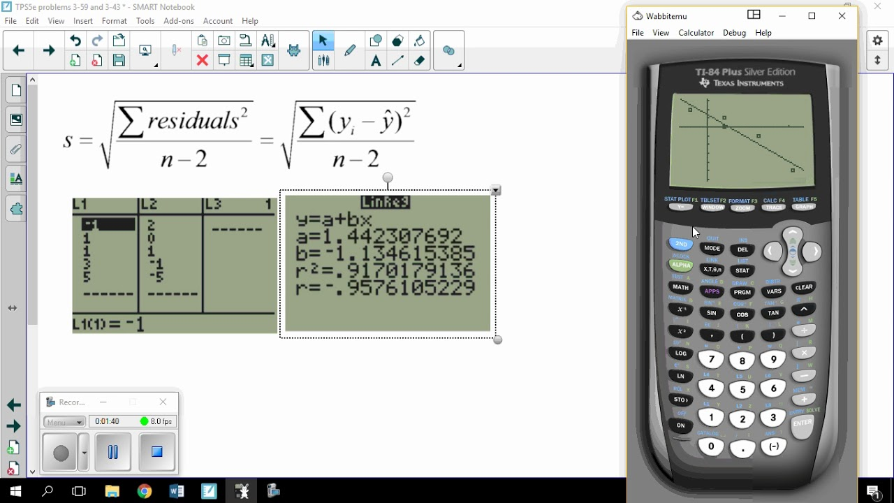 Infragistics standard error calculator infragistics wpf™ help.