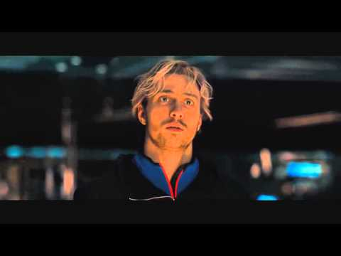 Avengers Age Of Ultron _ Quicksilver FUNNY MOMENTS!!