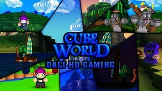 Cube World PC Gameplay HD 1080p