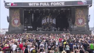 With Full Force  -13.SICK OF IT ALL - Scratch The Surface Live 2015 HD AC3