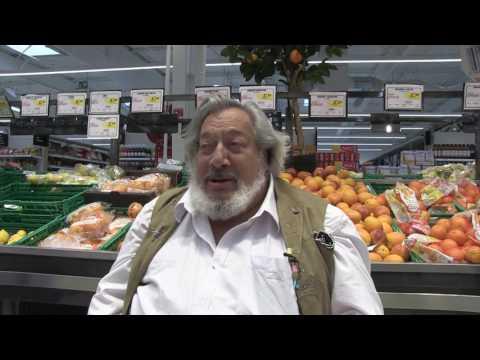 """Jean Claude Dreyfus """" le supermarché"""""""