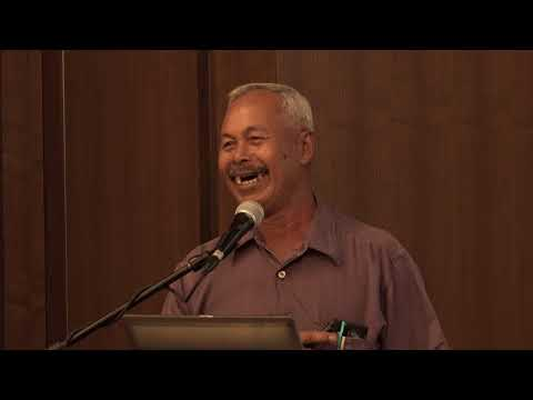 PAMC2 2016 Ilias Shafie: PIFWA and inland fisheries conservation