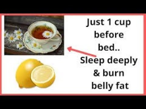1-cup-before-bed...sleep-deeply-&-burn-belly-fat-|#stepahead