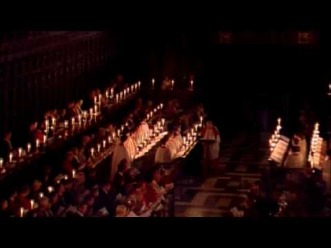 Kings College Cambridge 2008 A Festival Of Nine Lessons And Carols Mary Dominic Muldowney