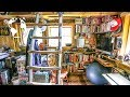 TEENAGER Builds OFF-GRID TINY HOUSE (80%