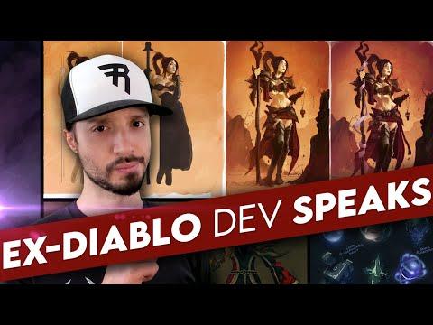 Ex Blizzard Dev On Diablo 3 Vs Diablo 4 Art Style Doom Eternal