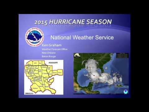 National Weather Service Presentation With Ken Graham