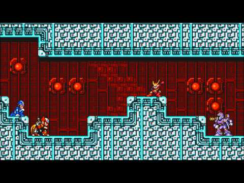 Mega Man 2 - Quick Man (MMX2)