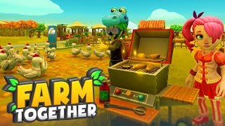 Farm Together! The Lost Episode Of E3 MADNESS!