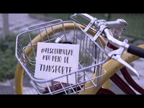 #resolvimudar meu meio de transporte.