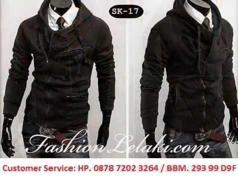 0878 7202 3264 Xl Axiata Fashion Pria Kurus Jaket Cowo Model Korea Jaket Pria Youtube