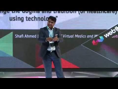 Webit.Festival Europe 2017 presents Prof. Shafi Ahmed