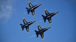 US Navy Blue Angels @ 2018 NAS Jacksonville Airshow