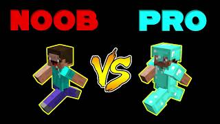 Minecraft Battle: NOOB vs PRO: BED in Minecraft!