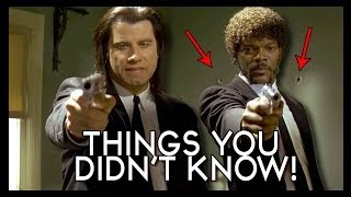 9 Things You Probably Didn39t Know About Pulp Fiction