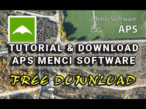 Tutorial And Download APS MENCI Software For Mapping thumbnail