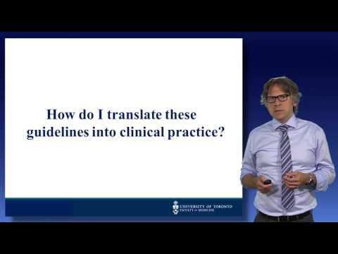 Nutrition therapy and chronic disease: moving from evidence to guidelines to clinical practice