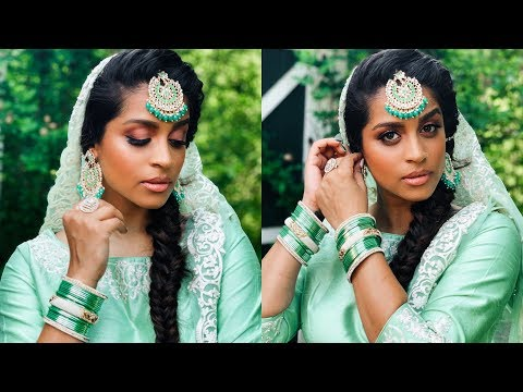 Getting Ready For An Indian Wedding Ceremony