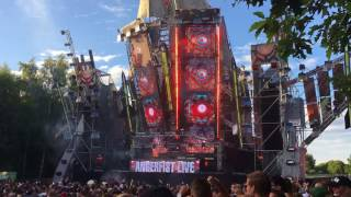 Video Angerfist @ Airforce Festival 2017 (Mainstage/Unity)(3) download MP3, 3GP, MP4, WEBM, AVI, FLV November 2017