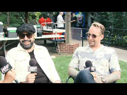 Michael & Rob Of VOLBEAT On New Album, Rock's Revival, Underwear, And More On WAAF