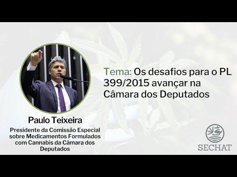 """""""Os desafios para o PL 399/2015 avançar na Câmara dos Deputados"""" - Com Paulo Teixeira"""