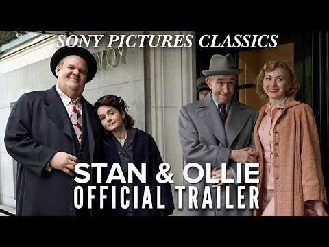 Stan & Ollie | Official US Trailer HD (2018)