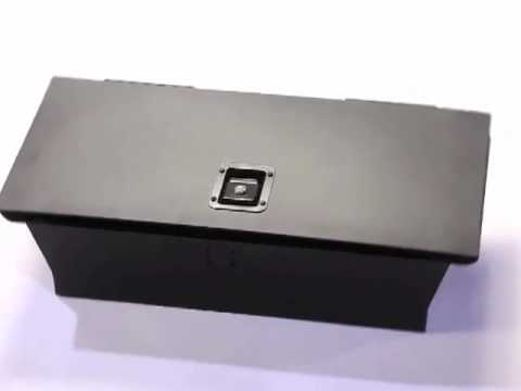 Attirant Lockable Storage Trunk From Warrior Products ID6785   YouTube
