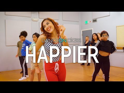 Marshmello, Bastille - Happier | Lauren Elly Choreography | DanceOn Class