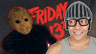 CAÇADOR DE JASON - Friday the 13th the Game