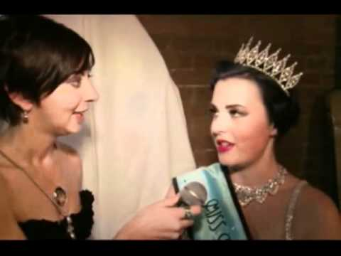 TrashBaggery Chats With Danica Lee At Miss Burlesque Australia Grand Final