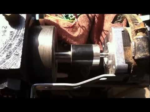 Metering pump stepper motor design..