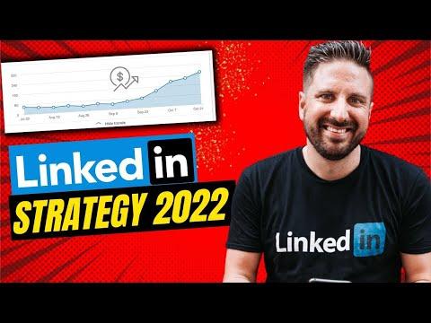 LinkedIn Marketing 2019 | $400M Social Selling Strategy