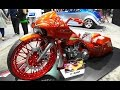 Custom Bikes SEMA 2015