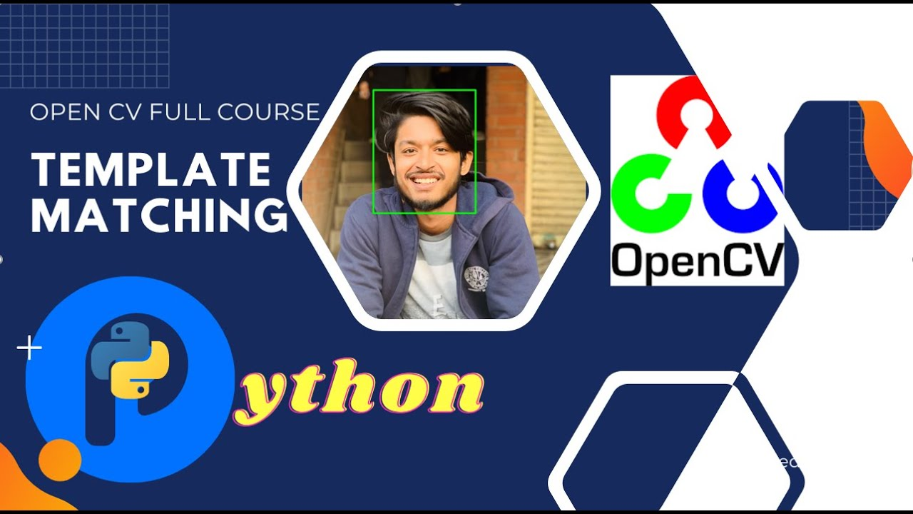 Template Matching | Object Detection | Hands-on Tutorial OpenCV with Python