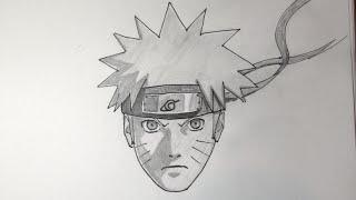 Comment dessiner Naruto Shippuden etape par etape