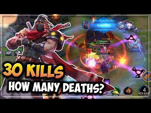 30 KILLS WITH IMBALANCE HERO? | HATTORI
