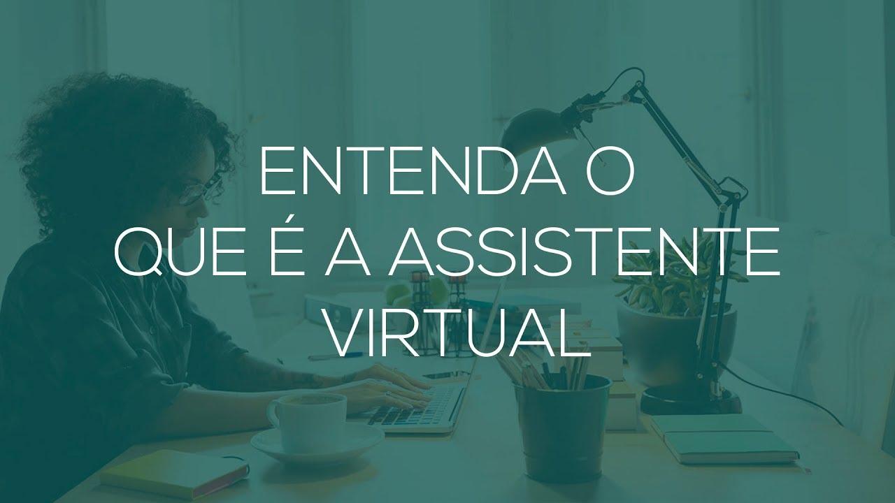 Entenda o que é a secretária virtual