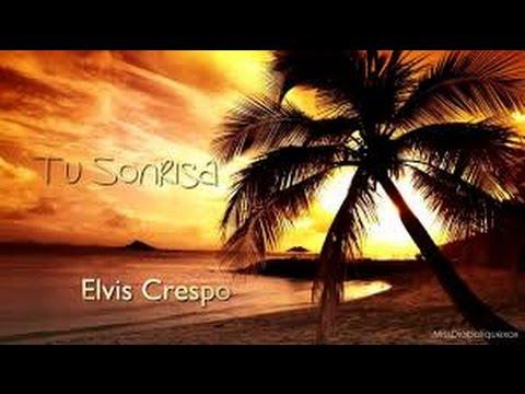 Tu Sonrisa -  Elvis Crespo - Karaoke